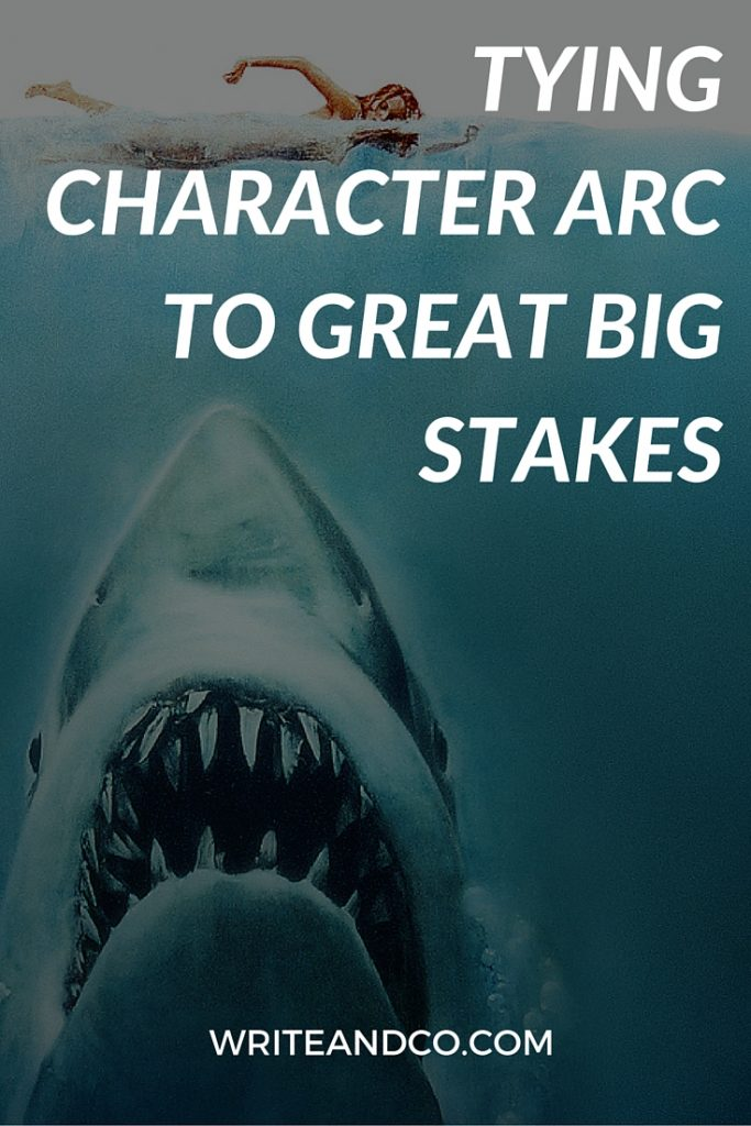 TYING CHARACTER ARC TO GREAT BIG STAKES