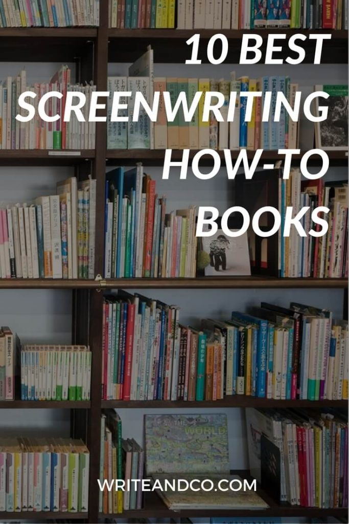 SCREENWRITING HOW TO BOOKS