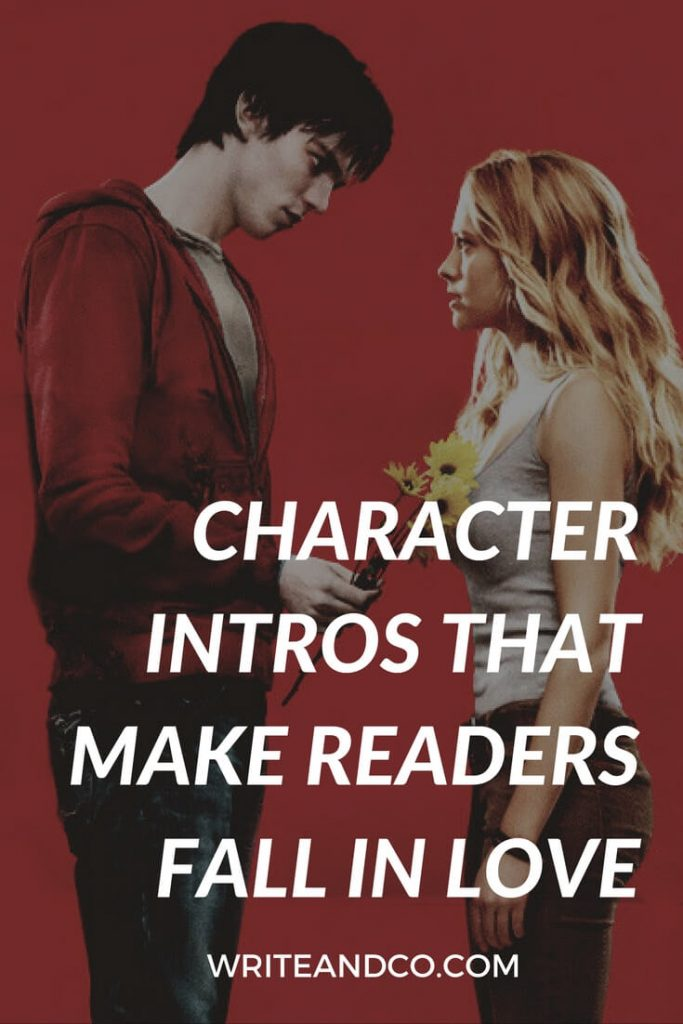 Character Intros That Make Readers Fall in Love | Write + Co