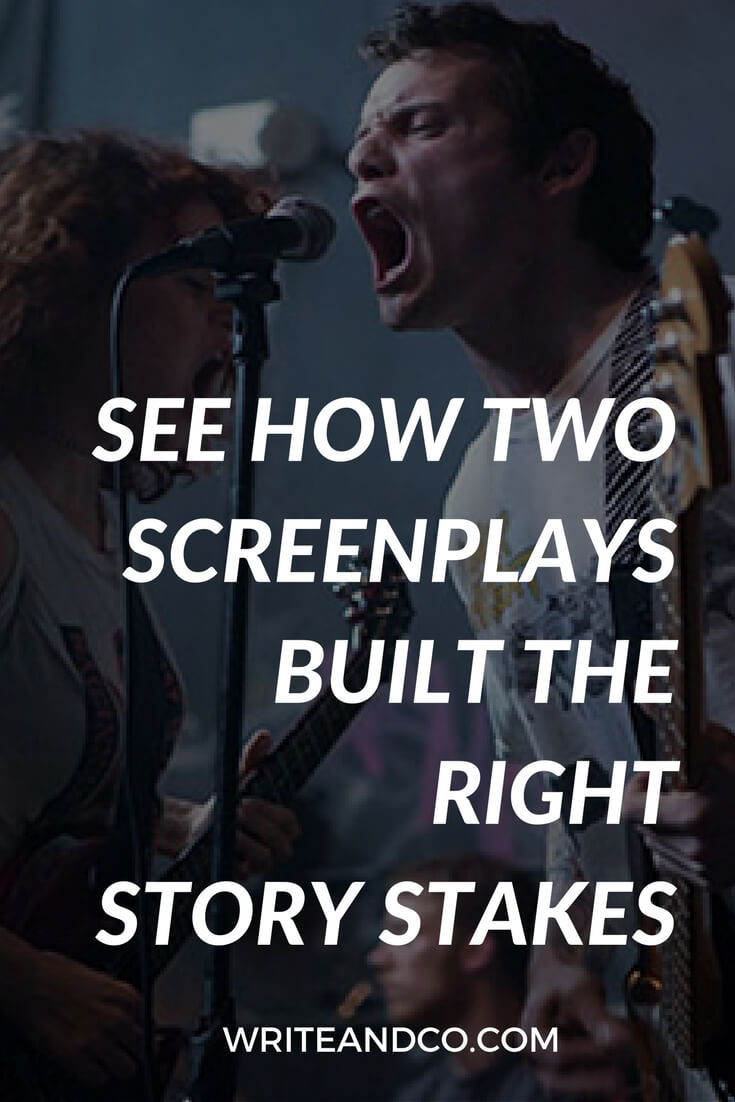 screenwriting story stakes
