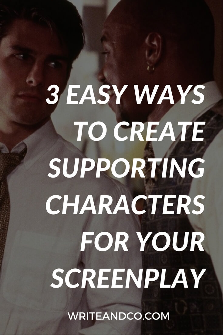 Screenwriting Characters