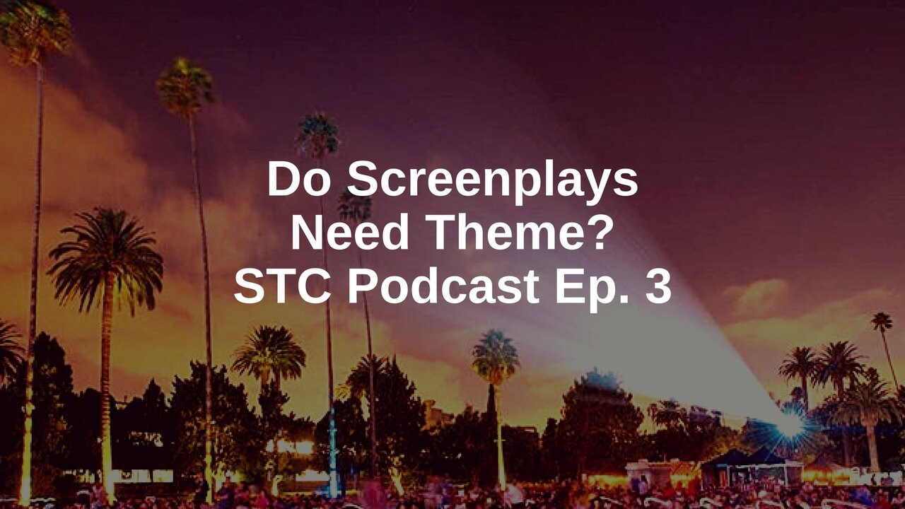 screenwriting podcast episode