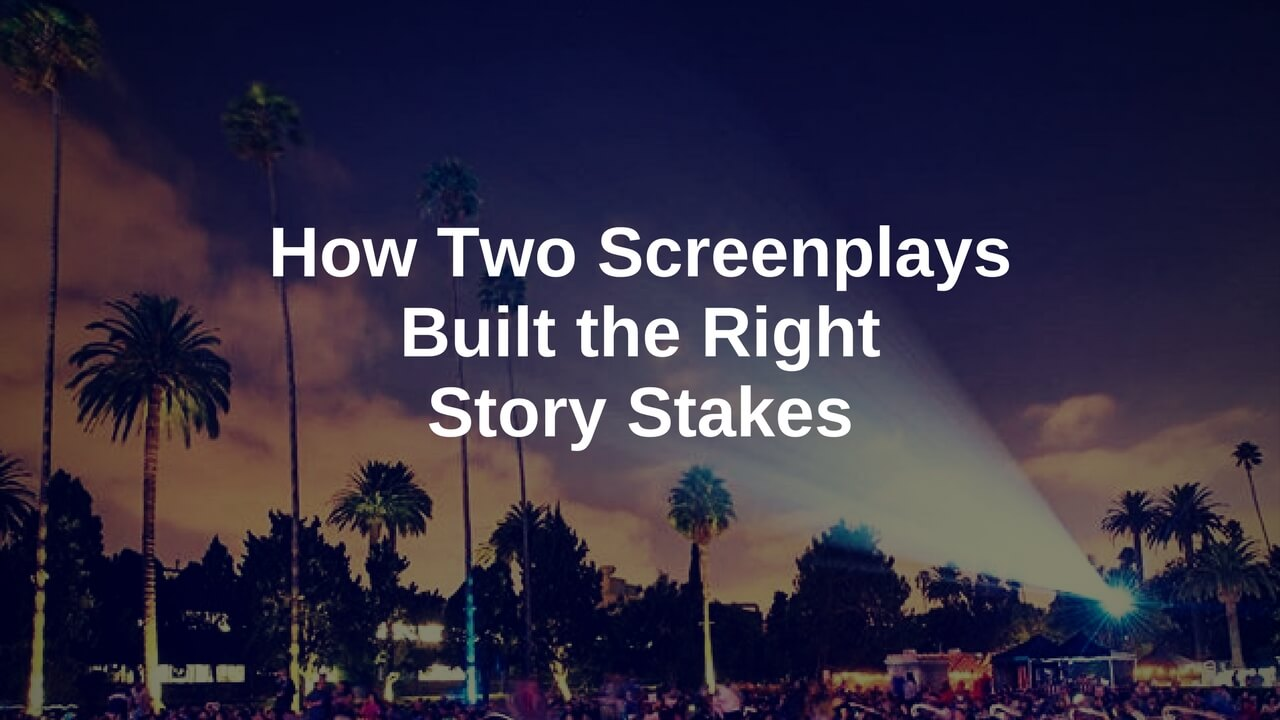 screenwriting blog article