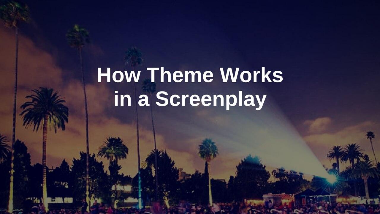screenwriting article