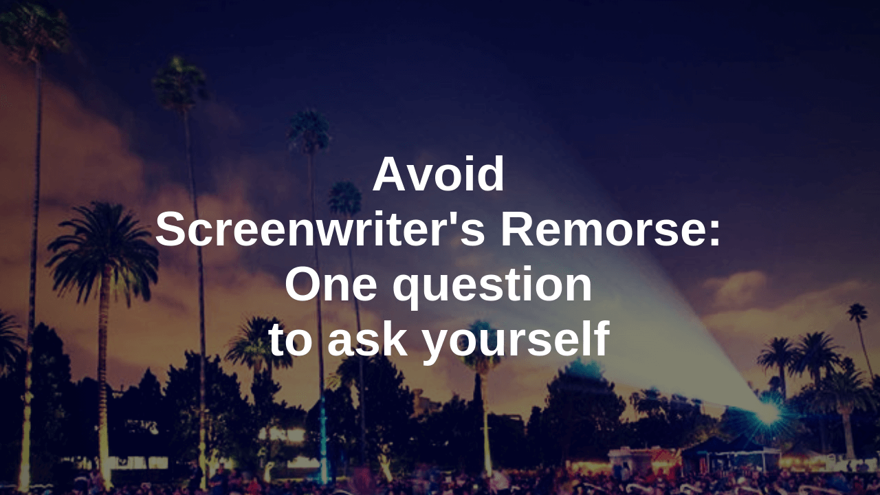 screenwriting hollywood screenwriter career blog article