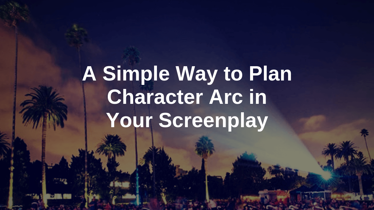 screenwriting blog post